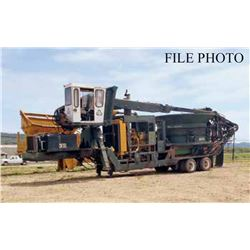 2005 LANE  RECOVERY TUB GRINDER / CUTTER