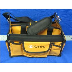 New Kubota tool bag