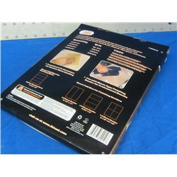 New Sandpaper lot of 40 sheets