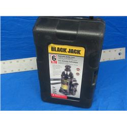 New Black Jack 6 ton bottle jack