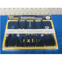 New Mini Pliers set of 5