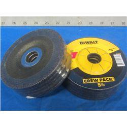 New Dewalt Metal grinding disk