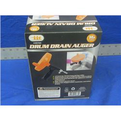 New Drain Auger 16ft