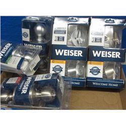 New Weiser smart key locks