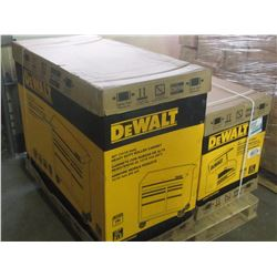 New Dewalt top & bottom Toolbox