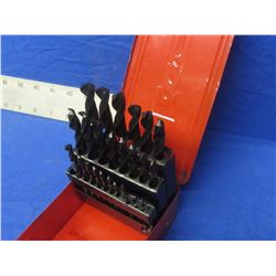 Drill bits in metal index