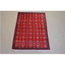 Hand Woven Authentic Persian Tabriz 3x5