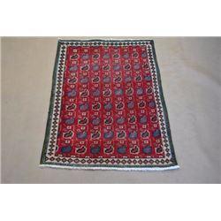 Gorgeous Handmade Persian Tabriz 3x5
