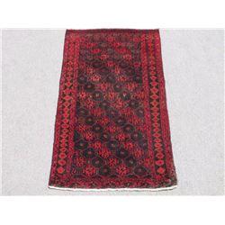 Simply Gorgeous Semi Antique Persian Hamadan Rug 3x4