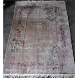 Highly Decorative Large Size Modern Art Deco Rug