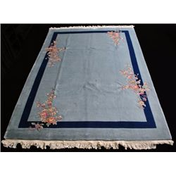 Beautiful Large Hand Woven Nepal Rug