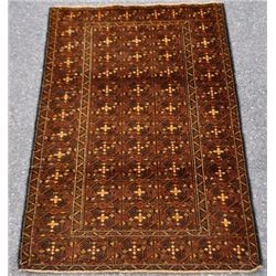 FINE LOOKING HAND WOVEN ALLOVER DESIGN PERSIAN BALOOCH