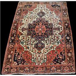 Savanah Collectible Very Rare Antique Sarouk Farahan