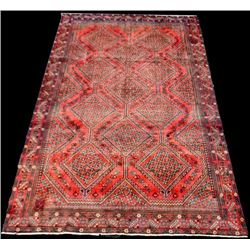 All Over Floral Pattern Persian Yalameh