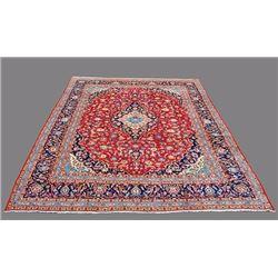 Hand Woven Persian Kashan