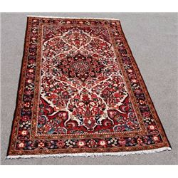 Highly Detailed Hand Woven Persian Lilian 5x8