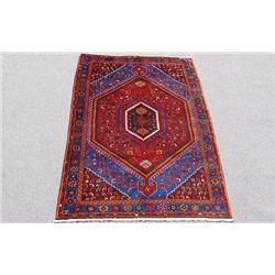 Gorgeous Handmade Persian Nahavand Design