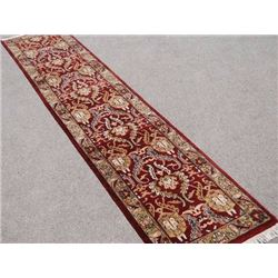 HARD TO FIND INVESTMENT HAND MADE INDO MAHAL DESIGN RUNNER