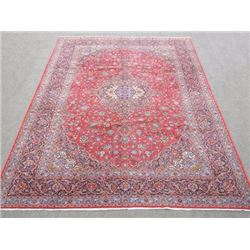 Absolutely Gorgeous and Spectacular Large Persian Kashan 10x13
