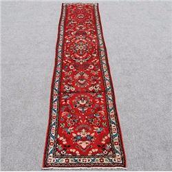 High Quality Authentic 16' Persian Zanjan Runner