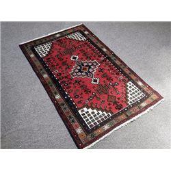 Marvelous Hand Woven Fine Quality Persian Hamedan