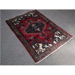 Stunning Hand Woven Fine Quality Persian Hamedan