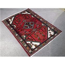 Exquisite  Authentic Fine Quality Hamedan Rug