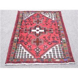 Hand Woven Persian Hamadan