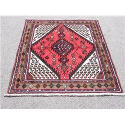 Beautiful Fine Quality Hand Woven Persian Hamedan 5x4