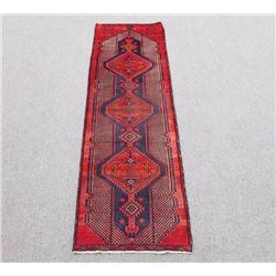 Absolutely Captivating Semi Antique Persian Sarab Rug