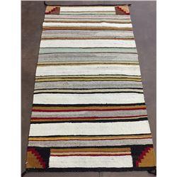Vintage Navajo Textile - Saddleblanket