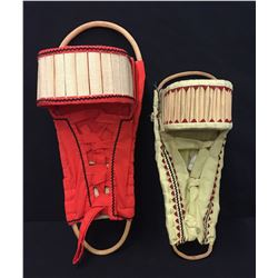 Pair of Apache Doll-Size Cradle Boards