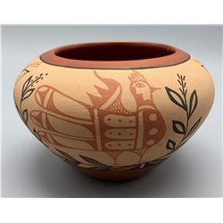 Jemez Pottery by Christine Tosa