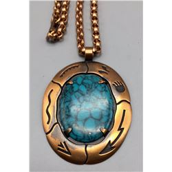 Bell Trading Post Copper Necklace