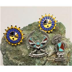 Group of Vintage Pins - Tacks