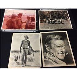 Original John Wayne Signature - Related Memorabilia