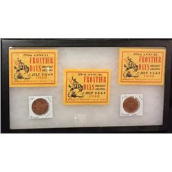 Vintage Prescott Rodeo Memorabilia