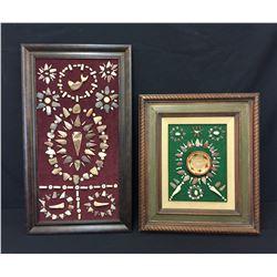 Folk Art Artifact Displays