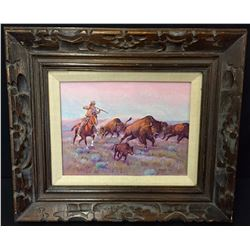 Original Oil Painting - Napoletano