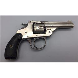 Antique Iver Johnson DA Revolver - Pre 1898