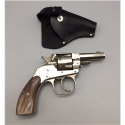 Antique Hopkins Allen DA Revolver - Pre 1898