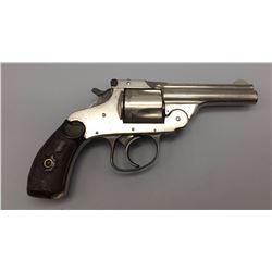Antique Forehand Wadsworth DA Revolver - Pre 1898