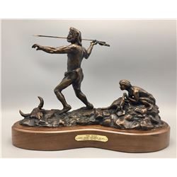 The Hunt, Bronze – Harvey Rattey