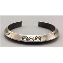Revival Style Ingot Bracelet