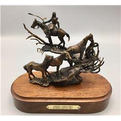 Enemy Territory Bronze - Harvey Rattey
