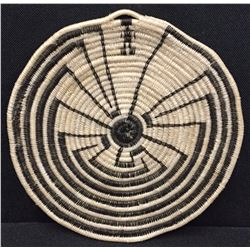 Large Horsehair Basket, Man in the Maze