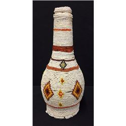 Paiute Beaded Bottle