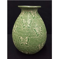 Mata Ortiz Pottery Vase - Trevizio