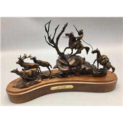 Gotcha Bronze by Harvey Rattey