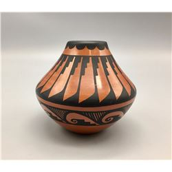 Jemez Pottery Vessel - Loretto